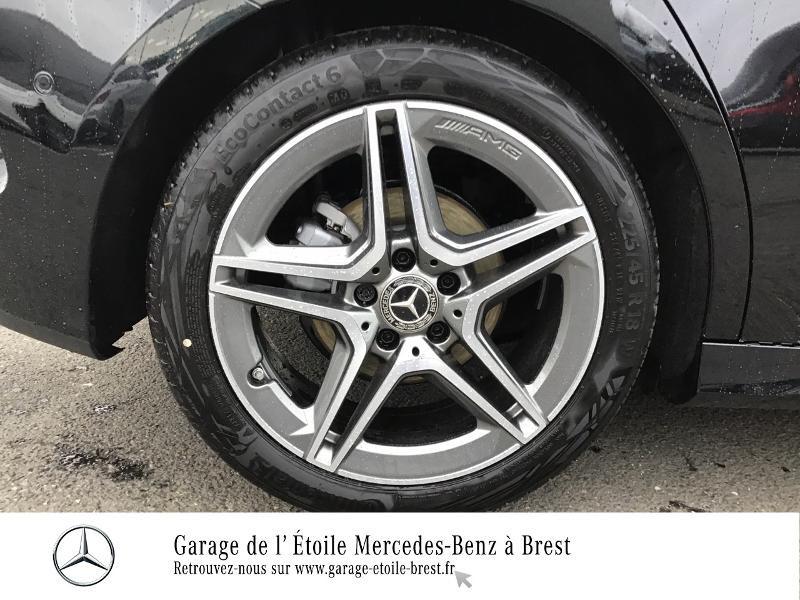 Mercedes Classe B 180 180d 116ch AMG Line Edition 7G-DCT Noir occasion à BREST - photo n°15