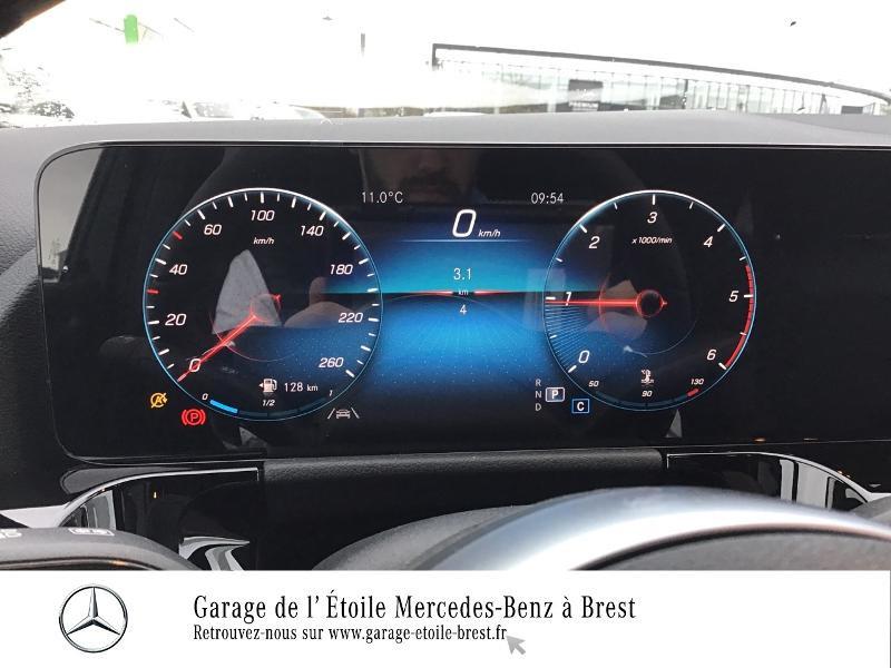 Mercedes Classe B 180 180d 116ch AMG Line Edition 7G-DCT Noir occasion à BREST - photo n°9