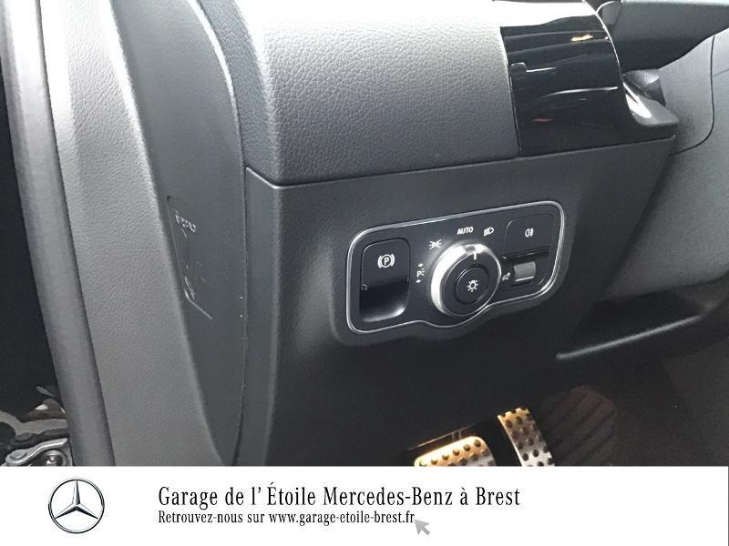 Mercedes Classe B 180 180d 116ch AMG Line Edition 7G-DCT Noir occasion à BREST - photo n°20
