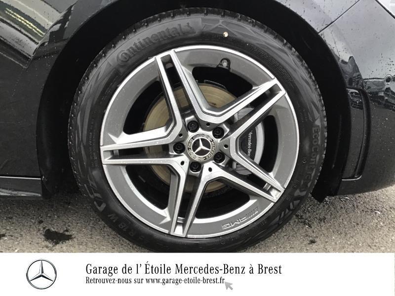 Mercedes Classe B 180 180d 116ch AMG Line Edition 7G-DCT Noir occasion à BREST - photo n°16