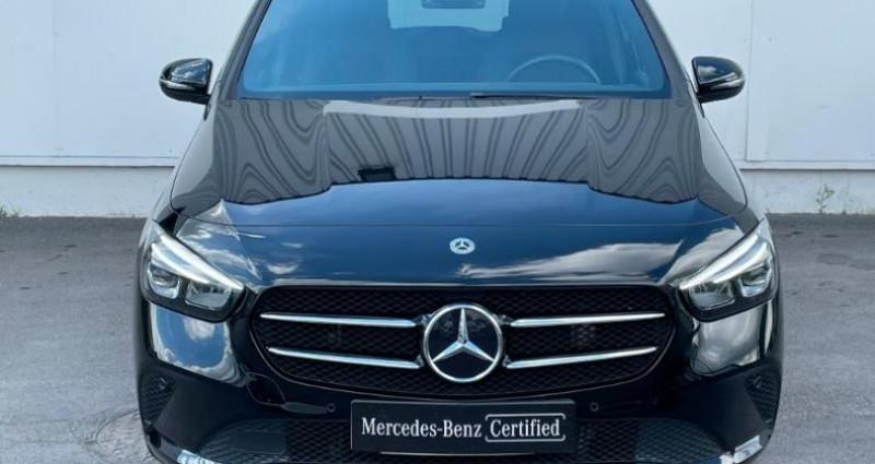 Mercedes Classe B 180 180d 116ch Progressive Line Edition 7G-DCT Noir occasion à Cambrai - photo n°4