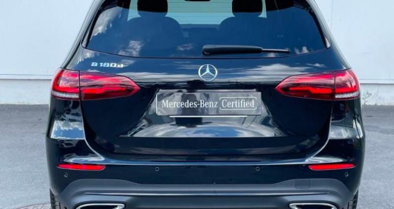 Mercedes Classe B 180 180d 116ch Progressive Line Edition 7G-DCT Noir occasion à Cambrai - photo n°5