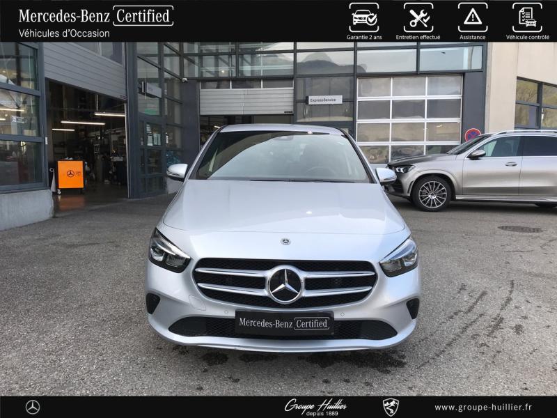 Mercedes Classe B 180 180d 116ch Progressive Line Edition 7G-DCT Argent occasion à Gières - photo n°5