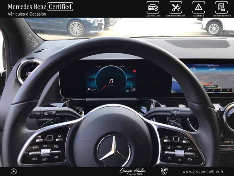 Mercedes Classe B 180 180d 116ch Progressive Line Edition 7G-DCT Argent occasion à Gières - photo n°9