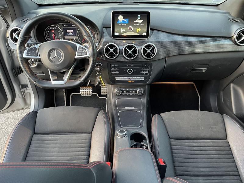 Mercedes Classe B 200 (W246) 200D 136 CH FASCINATION 7G-DCT Gris occasion à Colomiers - photo n°6