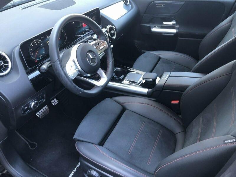 Mercedes Classe B 200 (W247) 200D 150CH AMG LINE EDITION 8G-DCT 7CV Noir occasion à Villenave-d'Ornon - photo n°8