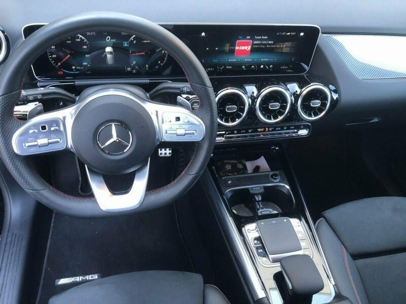 Mercedes Classe B 200 (W247) 200D 150CH AMG LINE EDITION 8G-DCT 7CV Noir occasion à Villenave-d'Ornon - photo n°5