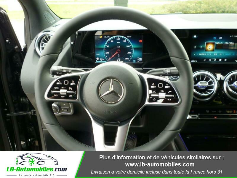 Mercedes Classe B 200 200 7G-DCT Noir occasion à Beaupuy - photo n°2