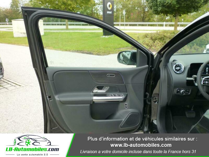 Mercedes Classe B 200 200 7G-DCT Noir occasion à Beaupuy - photo n°4