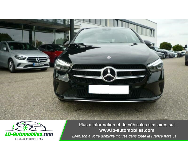 Mercedes Classe B 200 200 7G-DCT Noir occasion à Beaupuy - photo n°10