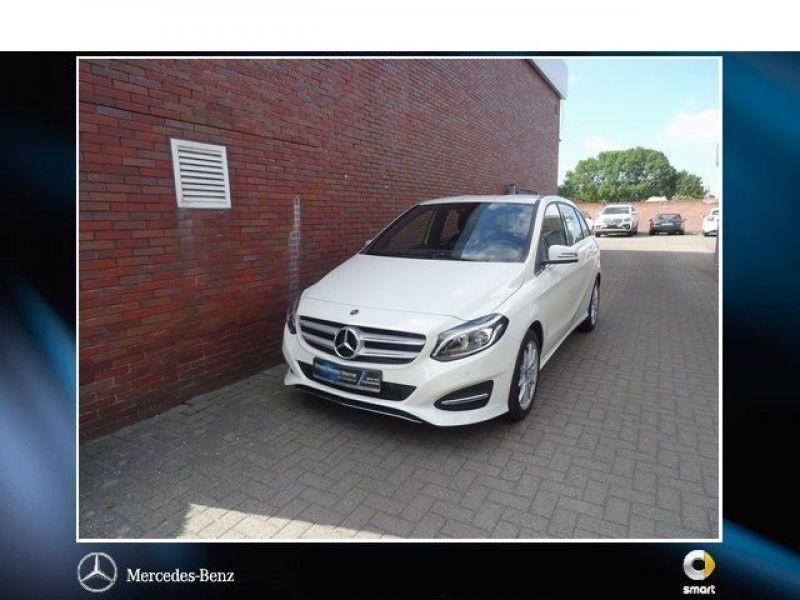 Mercedes Classe B 200 200 CDI 4 Matic Blanc occasion à Beaupuy