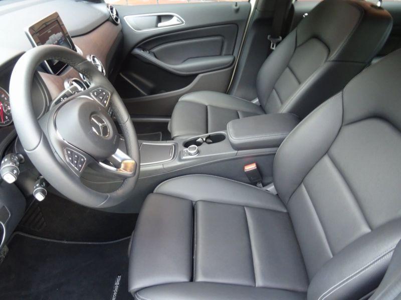 Mercedes Classe B 200 200 CDI 4 Matic Blanc occasion à Beaupuy - photo n°4