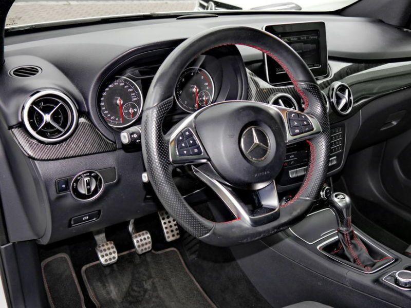 Mercedes Classe B 200 200 CDI AMG Blanc occasion à Beaupuy - photo n°9