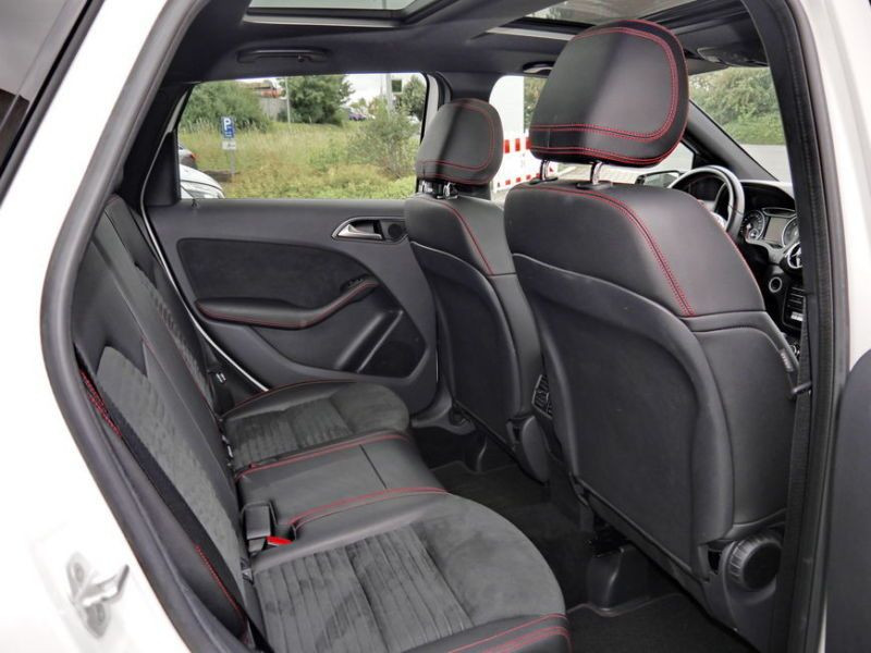 Mercedes Classe B 200 200 CDI AMG Blanc occasion à Beaupuy - photo n°5