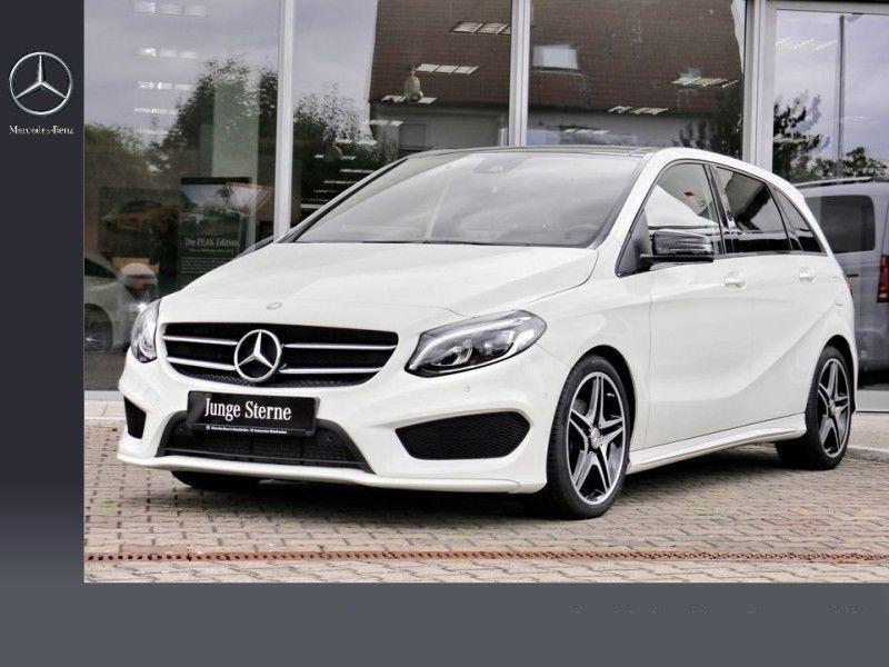 Mercedes Classe B 200 200 CDI AMG Blanc occasion à Beaupuy