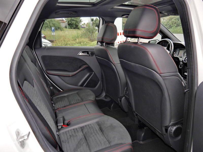 Mercedes Classe B 200 200 CDI AMG Blanc occasion à Beaupuy - photo n°6