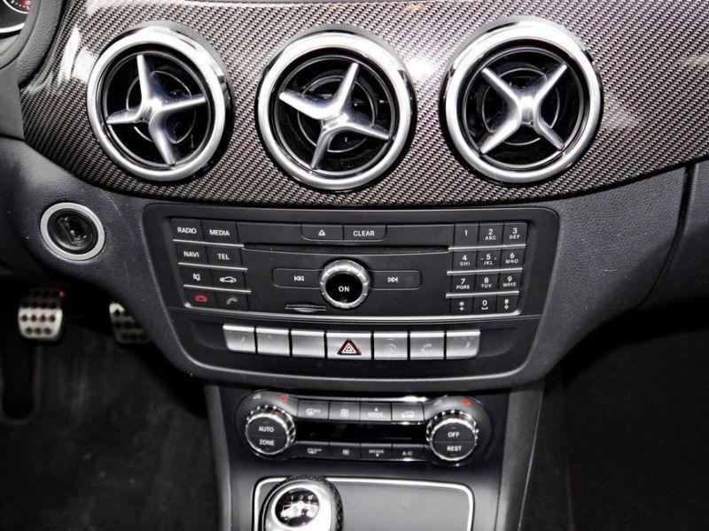 Mercedes Classe B 200 200 CDI AMG Blanc occasion à Beaupuy - photo n°8