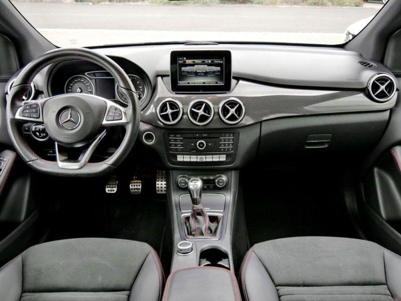 Mercedes Classe B 200 200 CDI AMG Blanc occasion à Beaupuy - photo n°2