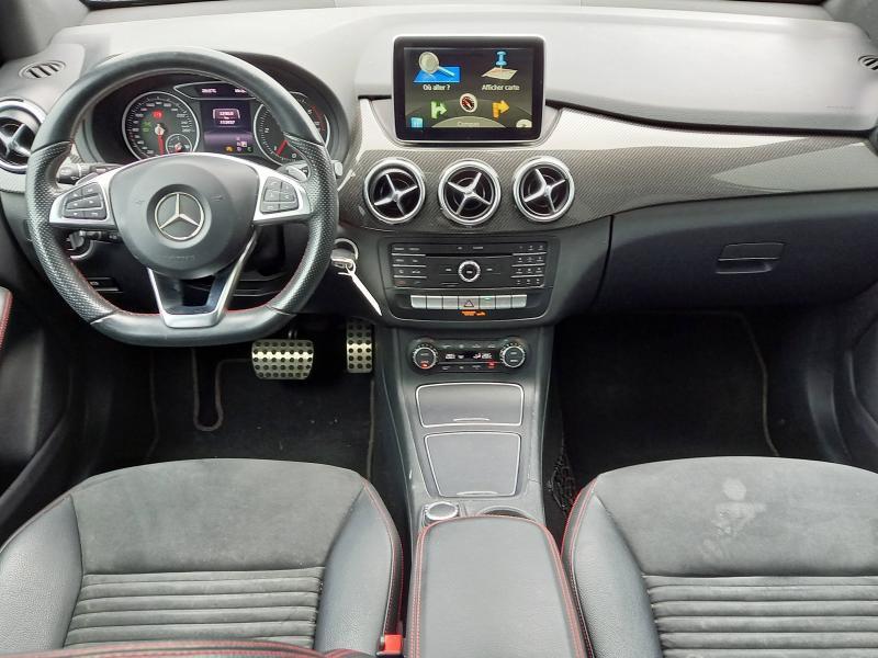 Mercedes Classe B 200 200 CDI Fascination 7G-DCT Pack AMG Argent occasion à Flers - photo n°7