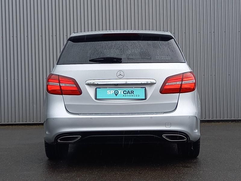Mercedes Classe B 200 200 CDI Fascination 7G-DCT Pack AMG Argent occasion à Flers - photo n°5