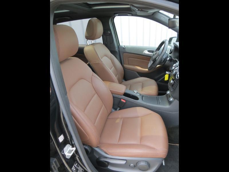 Mercedes Classe B 200 200 CDI Fascination 7G-DCT Noir occasion à La Roche-sur-Yon - photo n°3
