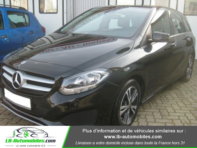 Mercedes Classe B 200 200 CDI Noir occasion à Beaupuy