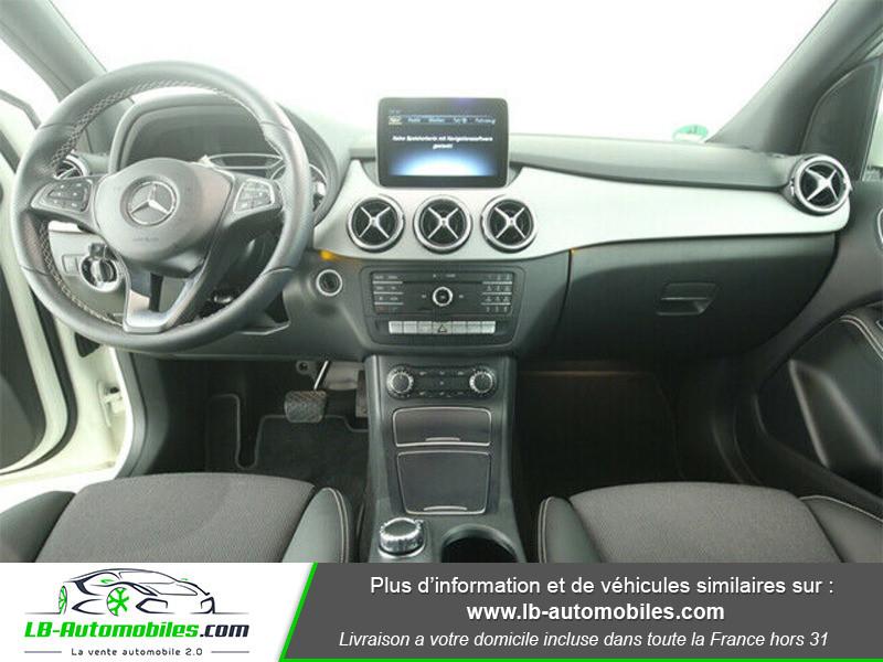 Mercedes Classe B 200 200 CDI Blanc occasion à Beaupuy - photo n°2