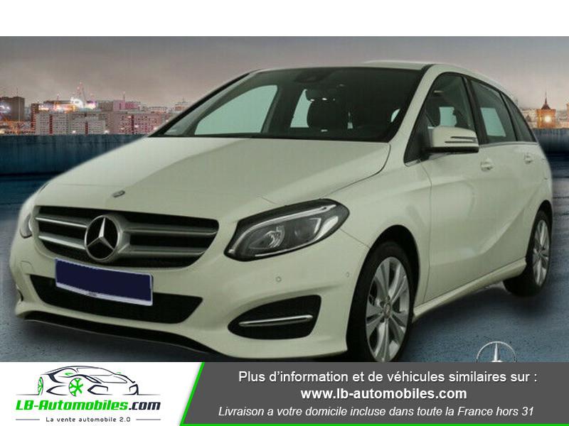 Mercedes Classe B 200 200 CDI Blanc occasion à Beaupuy