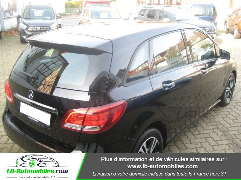 Mercedes Classe B 200 200 CDI Noir occasion à Beaupuy - photo n°3