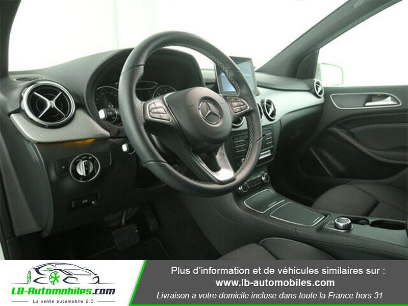 Mercedes Classe B 200 200 CDI Blanc occasion à Beaupuy - photo n°5