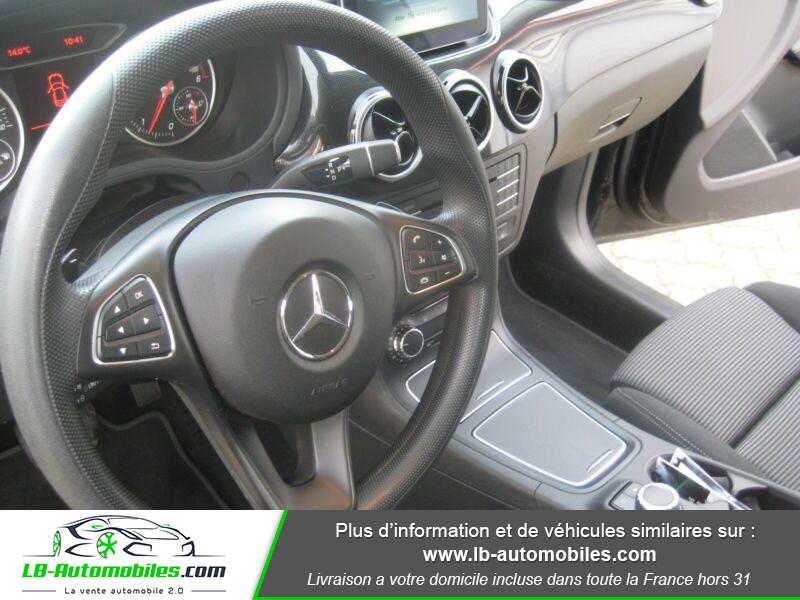 Mercedes Classe B 200 200 CDI Noir occasion à Beaupuy - photo n°6
