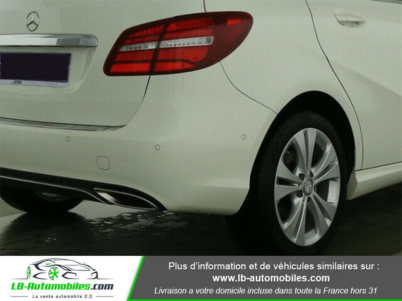 Mercedes Classe B 200 200 CDI Blanc occasion à Beaupuy - photo n°9