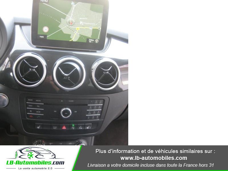 Mercedes Classe B 200 200 CDI Noir occasion à Beaupuy - photo n°2