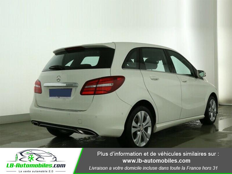 Mercedes Classe B 200 200 CDI Blanc occasion à Beaupuy - photo n°3