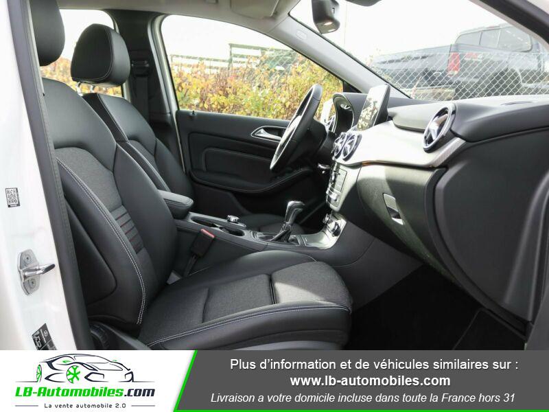 Mercedes Classe B 200 200 Blanc occasion à Beaupuy - photo n°4