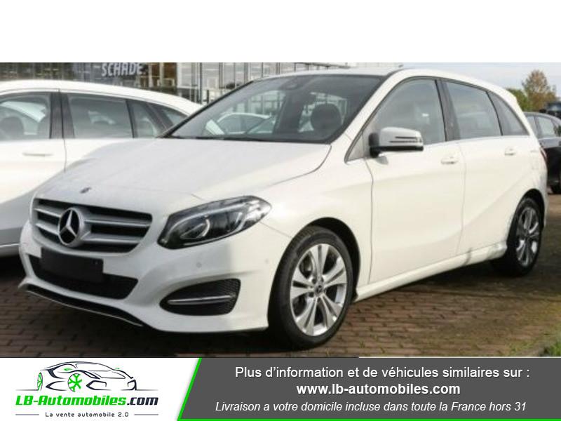 Mercedes Classe B 200 200 Blanc occasion à Beaupuy
