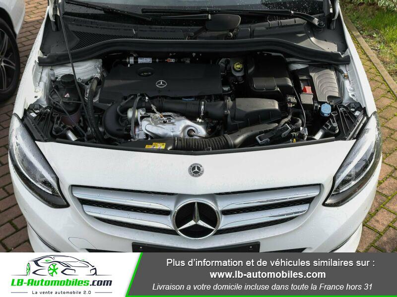Mercedes Classe B 200 200 Blanc occasion à Beaupuy - photo n°11