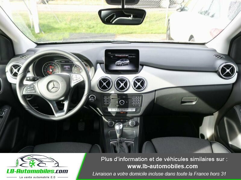 Mercedes Classe B 200 200 Blanc occasion à Beaupuy - photo n°2