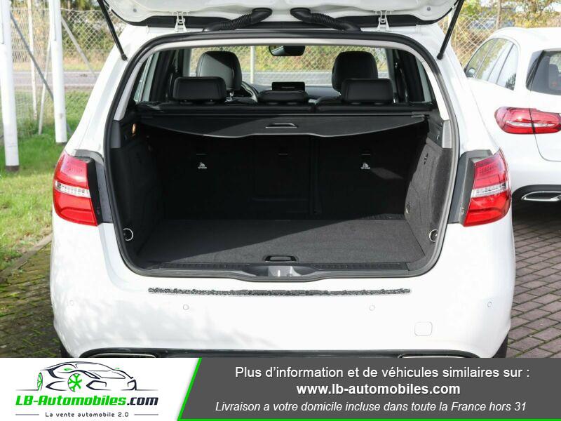 Mercedes Classe B 200 200 Blanc occasion à Beaupuy - photo n°9