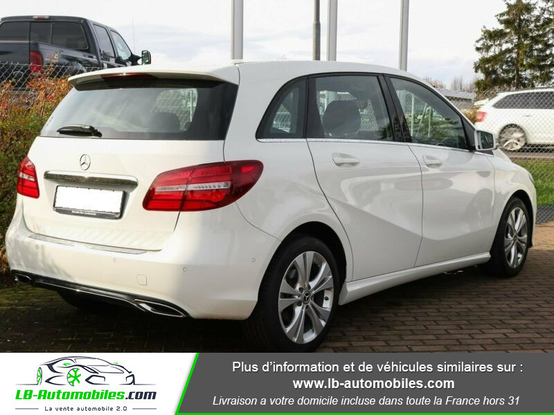 Mercedes Classe B 200 200 Blanc occasion à Beaupuy - photo n°3