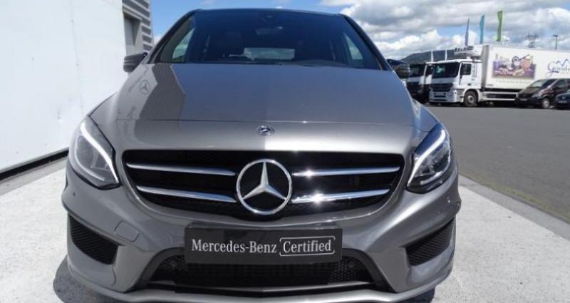 Mercedes Classe B 200 200d 136ch Fascination 4Matic 7G-DCT Gris occasion à Saint-germain-laprade - photo n°6