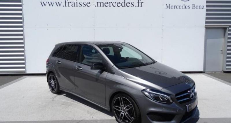 Mercedes Classe B 200 200d 136ch Fascination 4Matic 7G-DCT Gris occasion à Saint-germain-laprade - photo n°2