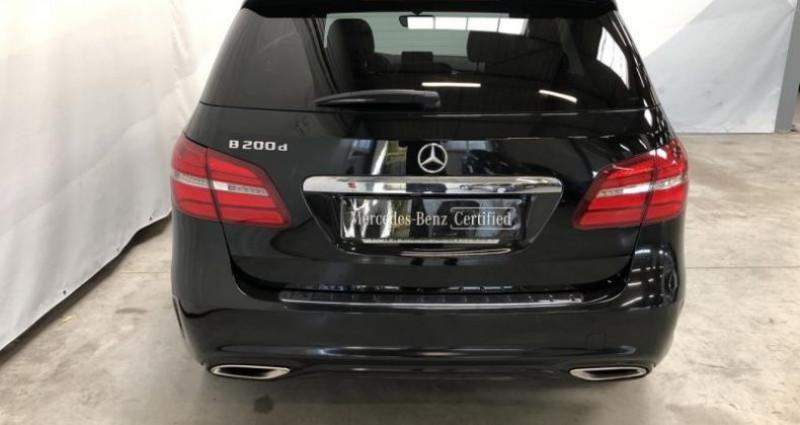 Mercedes Classe B 200 200d 136ch Fascination 7G-DCT Euro6c Noir occasion à Fontenay Sur Eure - photo n°5