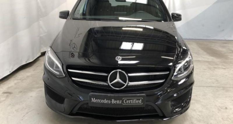 Mercedes Classe B 200 200d 136ch Fascination 7G-DCT Euro6c Noir occasion à Fontenay Sur Eure - photo n°2