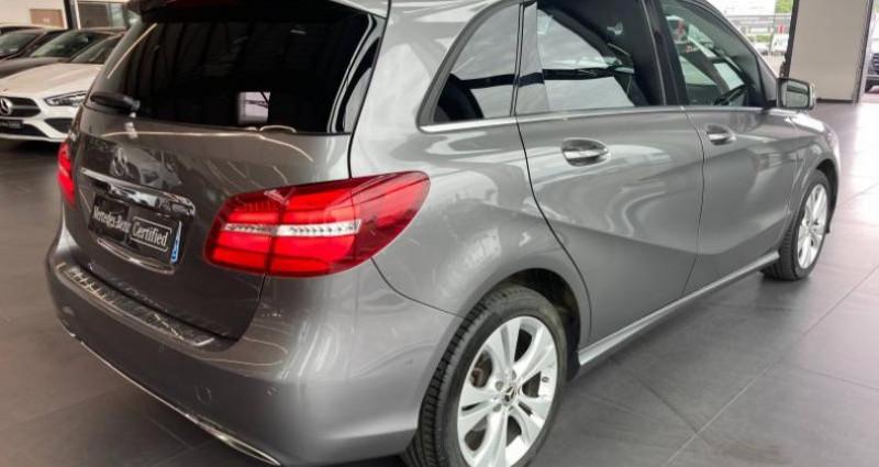 Mercedes Classe B 200 200d 136ch Sensation 7G-DCT Gris occasion à Fontenay Sur Eure - photo n°6
