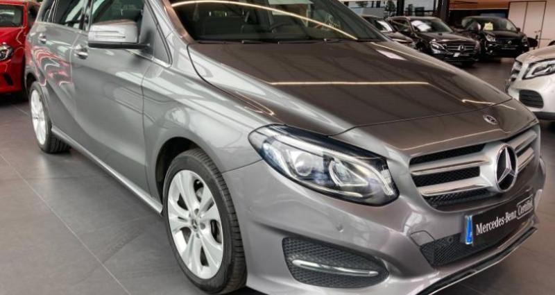 Mercedes Classe B 200 200d 136ch Sensation 7G-DCT Gris occasion à Fontenay Sur Eure - photo n°3