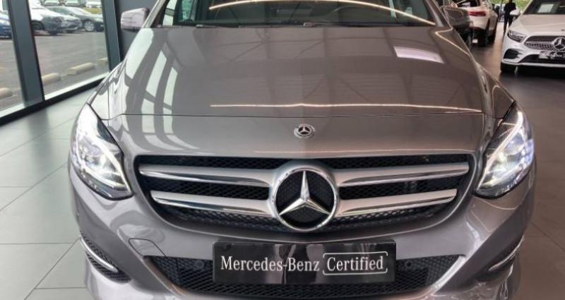 Mercedes Classe B 200 200d 136ch Sensation 7G-DCT Gris occasion à Fontenay Sur Eure - photo n°4