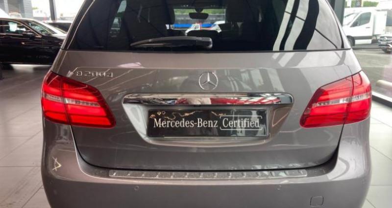 Mercedes Classe B 200 200d 136ch Sensation 7G-DCT Gris occasion à Fontenay Sur Eure - photo n°2