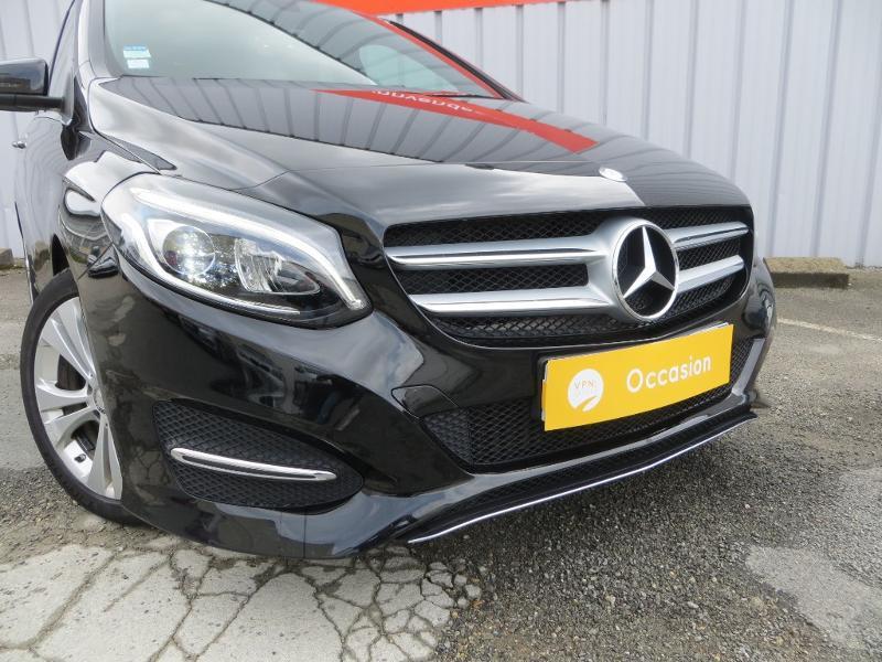 Mercedes Classe B 200 200d 136ch Sensation 7G-DCT Noir occasion à La Roche-sur-Yon - photo n°17