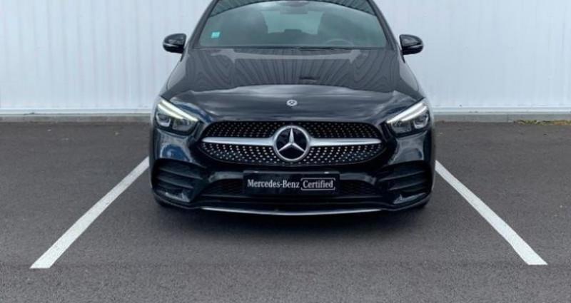 Mercedes Classe B 200 200d 150ch AMG Line Edition 8G-DCT 7cv Noir occasion à Douai - photo n°3